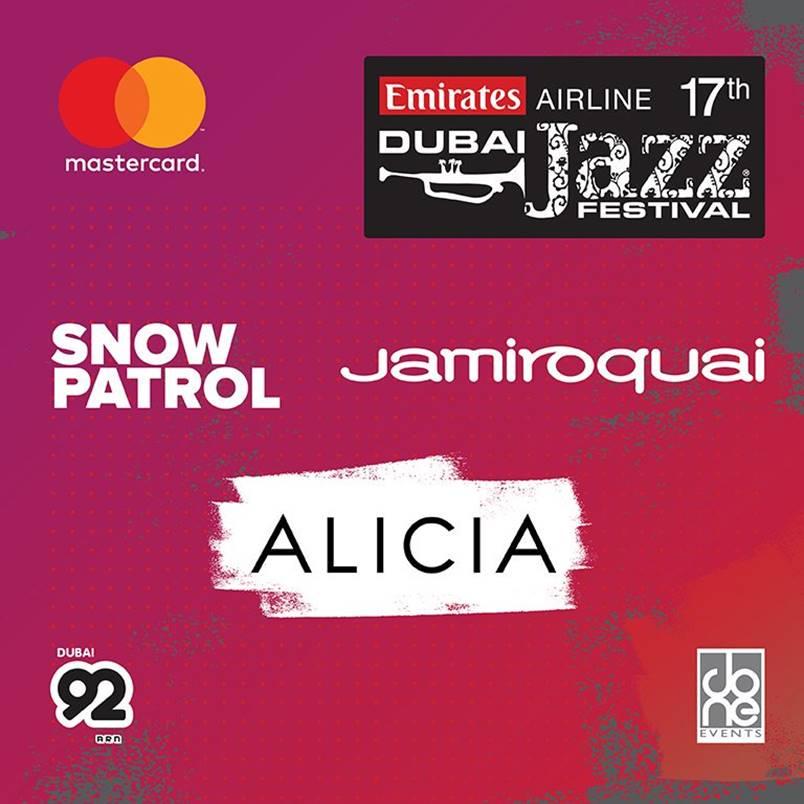 Dubai Jazz Festival carrots and sticks