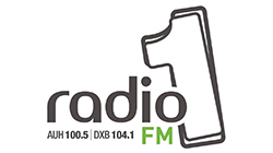 Radio 1 radio station logo